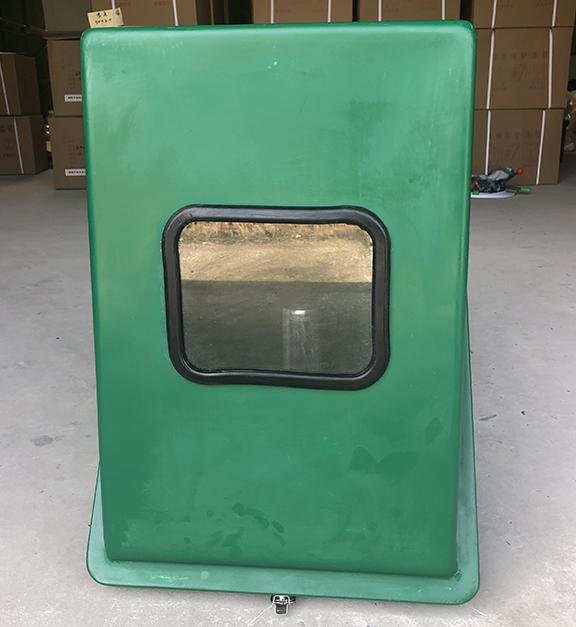 玻璃钢仪表保温箱